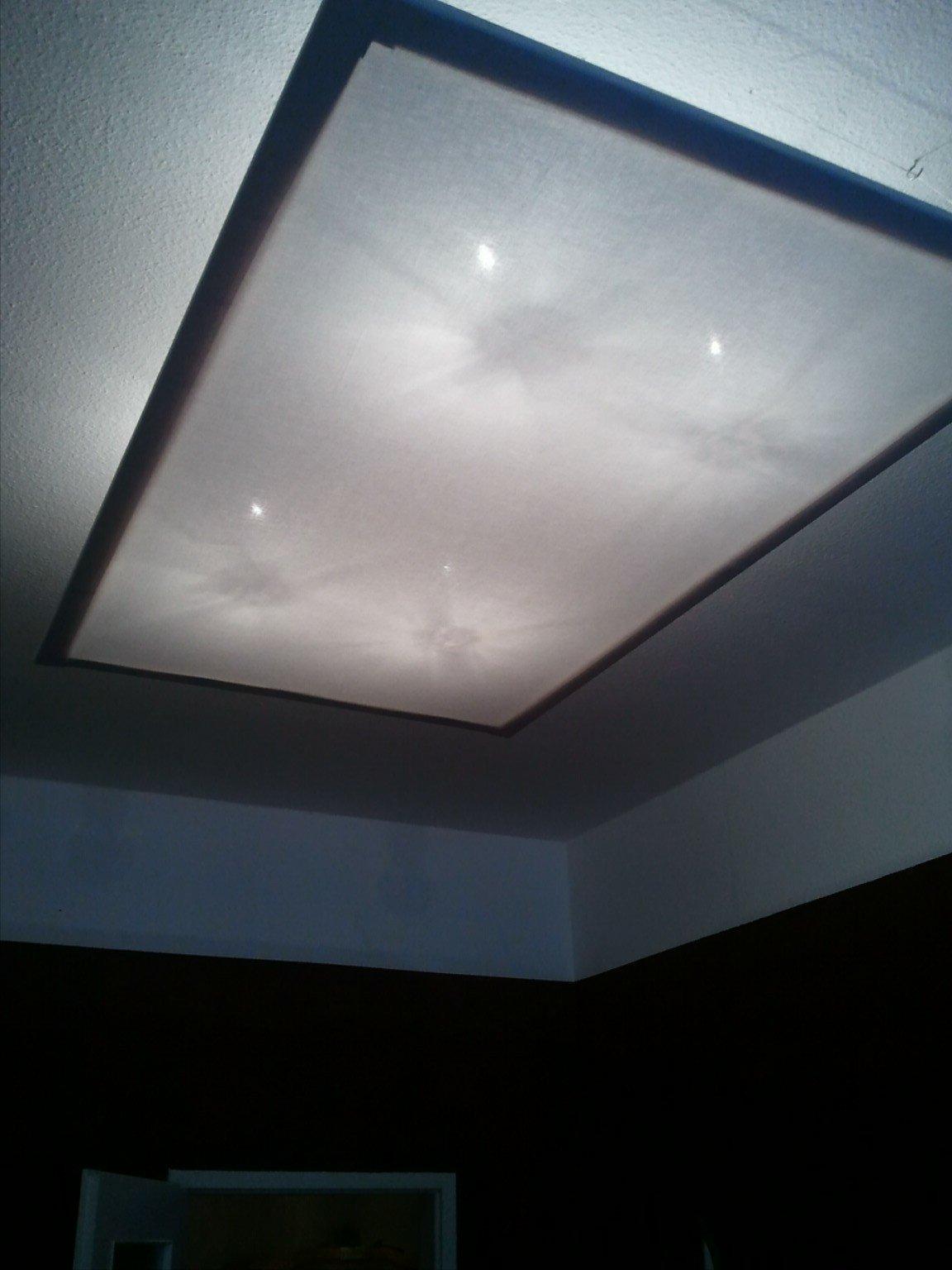 Eine Neue Deckenlampe | Skulptist.de, Schlafzimmer Entwurf