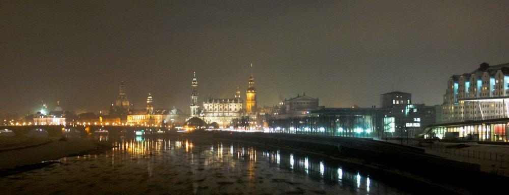 Blick von der Marienbrücke?